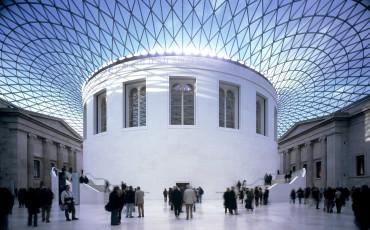 British Museum - Great Court.