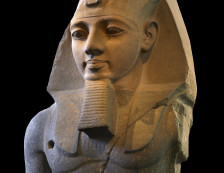 British Museum - Statue of Ramesses II, c. 1250 BC, Egypt.
