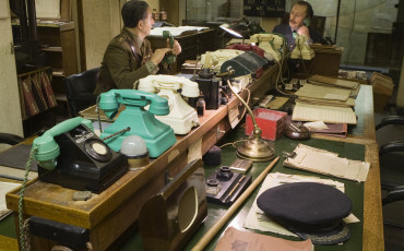 Churchill War Rooms Tour