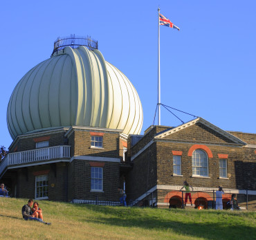 Greenwich, London - The Royal Observatory. Photo Credit: ©Visit London Images.