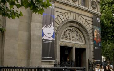National Portrait Gallery - Main Entrance.
