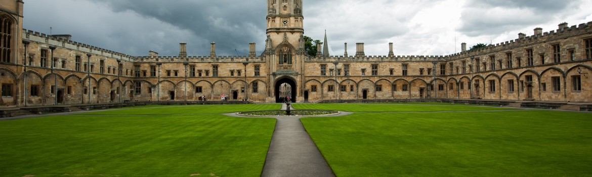 Oxford University. Photo Credit: ©Gianfranco De Bei/Pixabay.