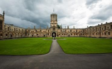 Oxford University. Photo Credit: ©Gianfranco De Bei/Pixabay.