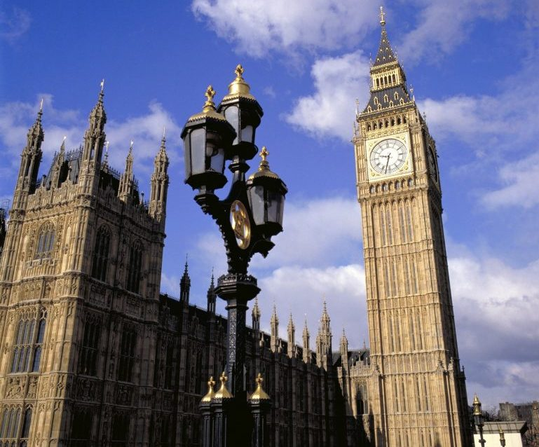 Top 10 Facts About The Houses Of Parliament Guide London