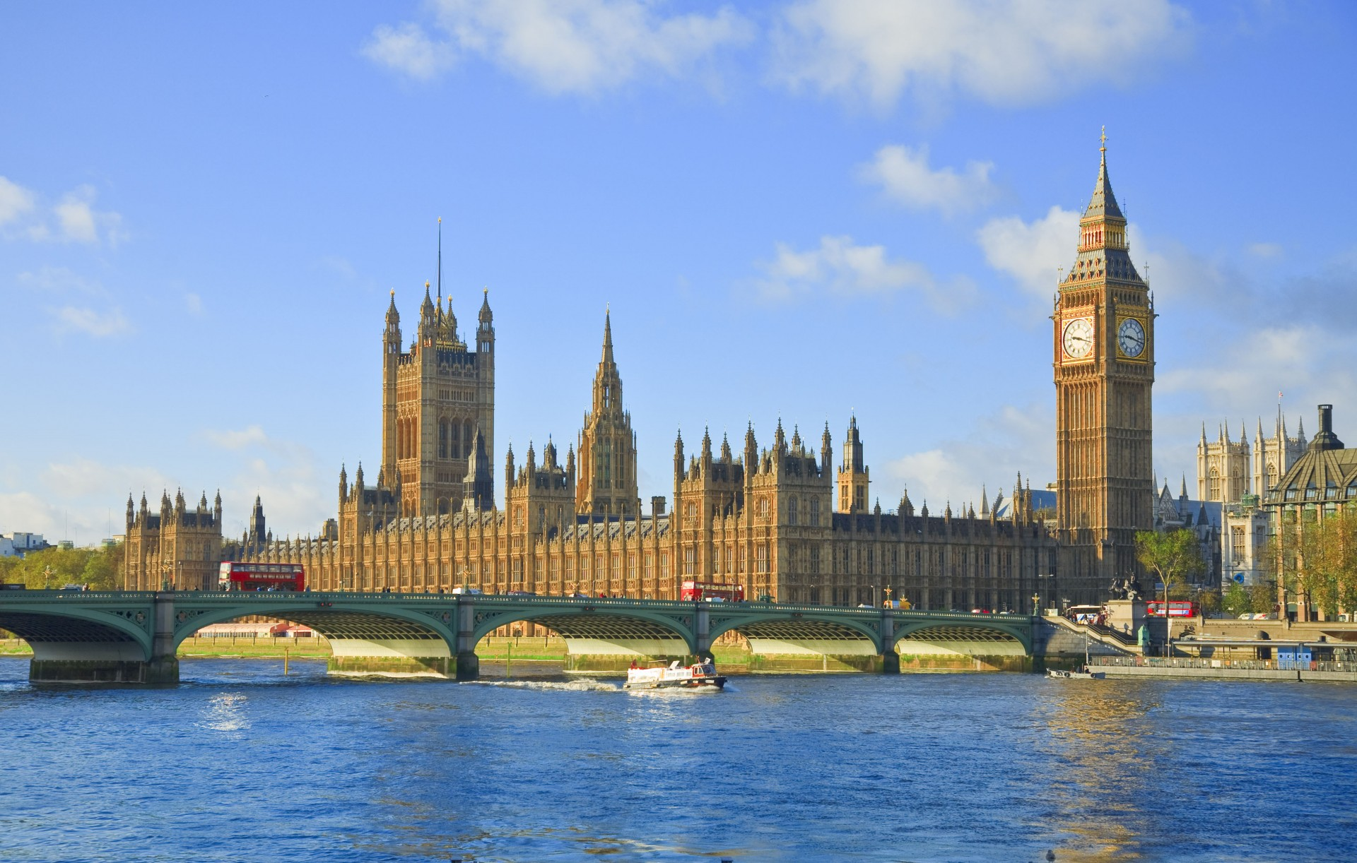 Houses of Parliament Tour - Guide London