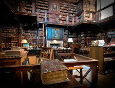 St Paul's Cathedral - The Library.