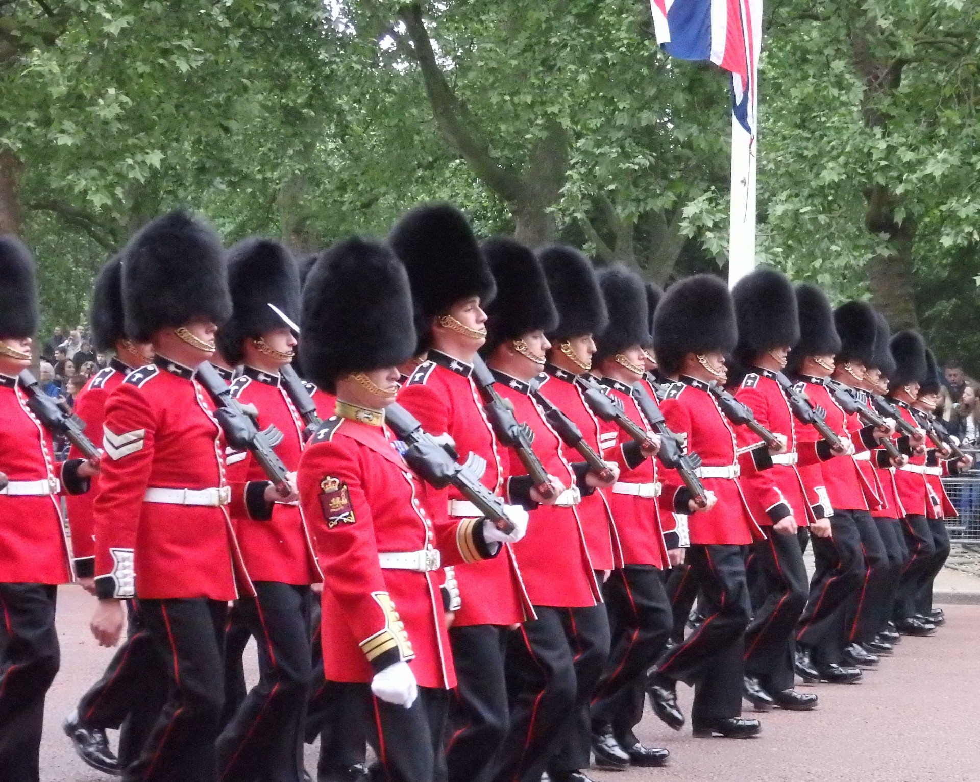 Changing of the Guard Tour - Guide London