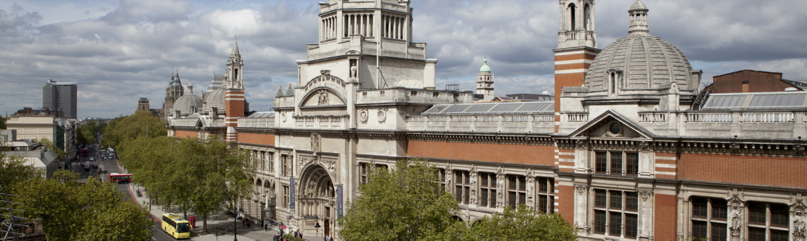 Victoria & Albert Museum - The world's largest museum of decorative arts and design.
