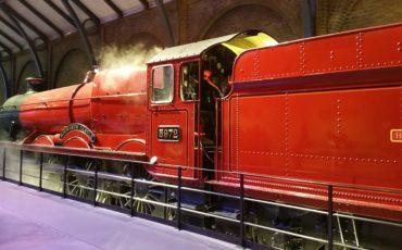 Harry Potter: Warner Bros Studio - Hogwarts Railways. Photo Credit: ©Waldo Miguez/Pixabay.