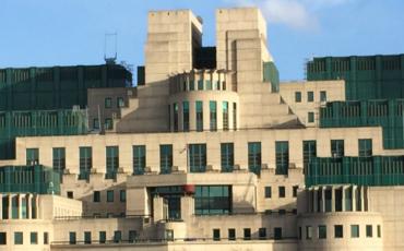 James Bond - M16 Headquarters. Photo Credit: ©Nigel Rundstrom.