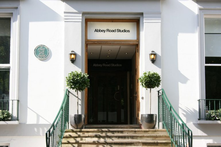 Beatles - Abbey Road Studio in London. Photo Credit: ©Pixabay/Alexandria.