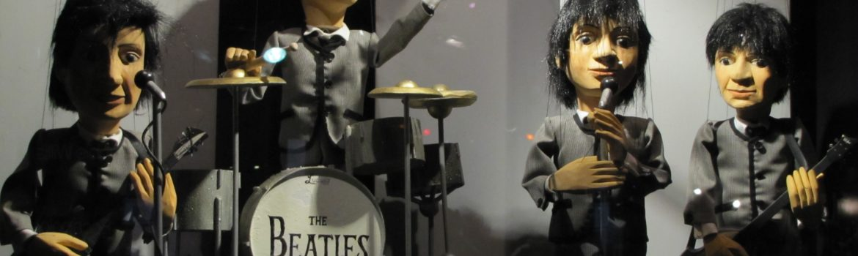 Beatles Puppets. Photo Credit: ©Pixabay/PhotoVicky.