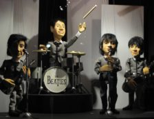 Beatles Puppets. Photo Credit: ©Pixabay/PhotoVicky.