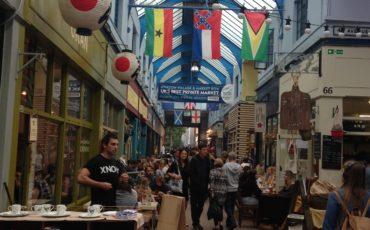 Brixton Village Market. Photo Credit: ©Ursula Petula Barzey.