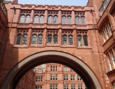 Charles Dickens: Assurance Building where Dickens took up residence. Photo Credit: ©Mark King.
