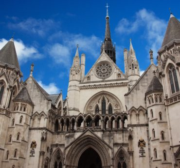 Legal London: Royal Courts of Justice. Photo Credit: ©Coffee/Pixabay.