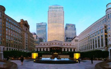 London Architecture - Canary Wharf. Photo Credit: ©CGalkowski/Pixabay.