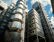 London Architecture - Lloyds Building. Photo Credit: ©Visit London Images.