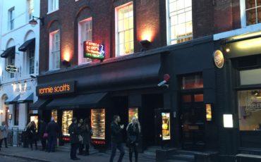 London Rock N Roll - Ronnie Scott's Jazz Club. Photo Credit: ©Nigel Rundstrom.