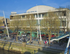 South Bank - Royal Festival Hall. Photo Credit: ©Visit London Images.
