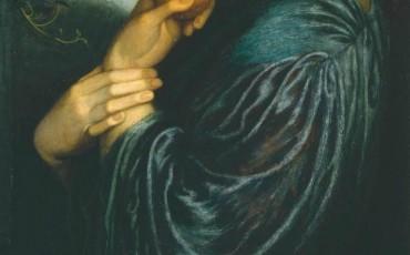 Dante Gabriel Rossetti, Proserpine 1874. Photo Credit: ©Tate Britain.
