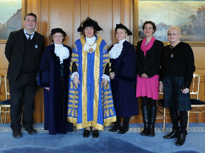 Westminster Lord Mayor with Blue Badge Tourist Guides from Guide London.