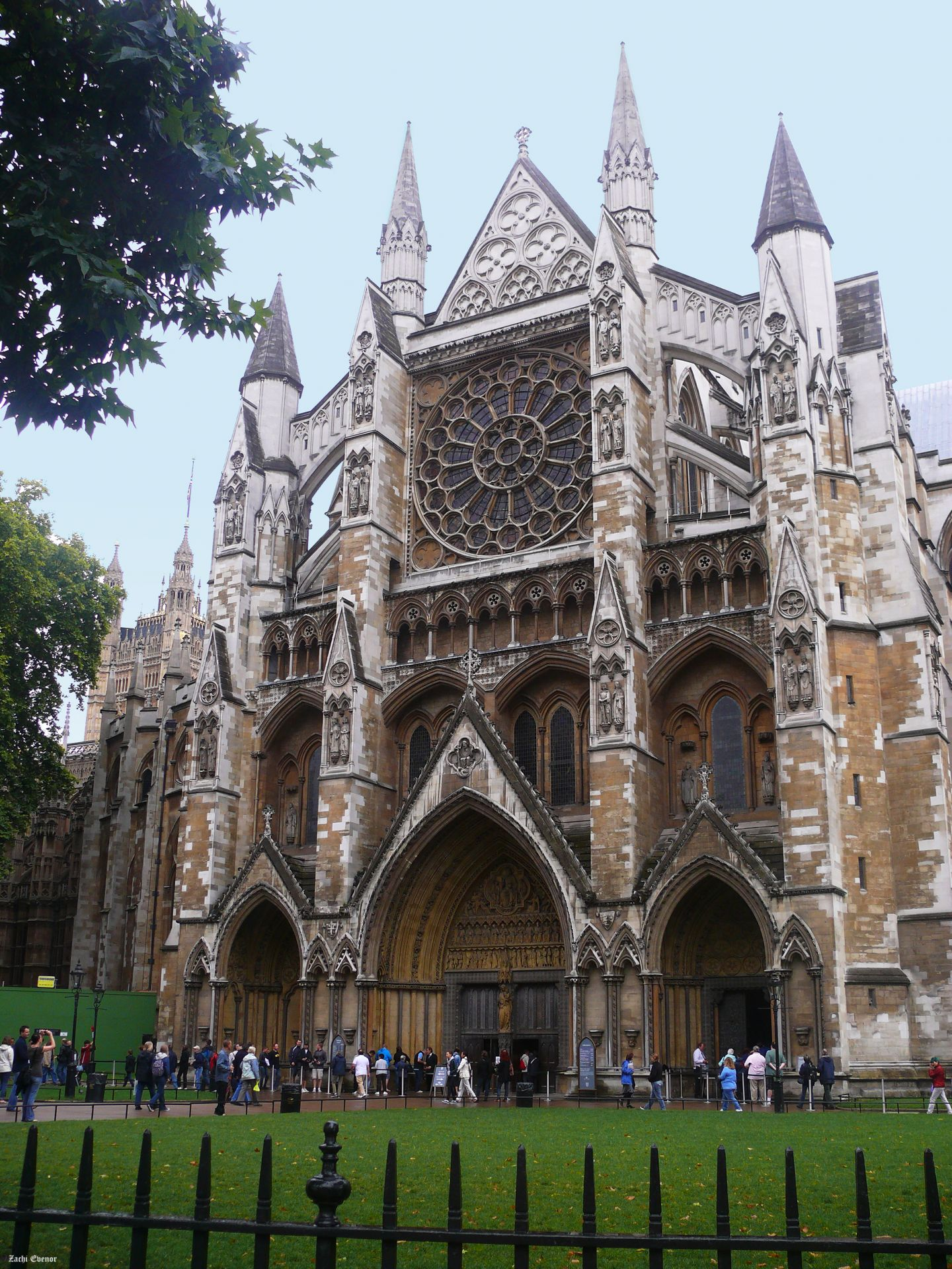 Westminster abbey tour guide london for Architecture londres