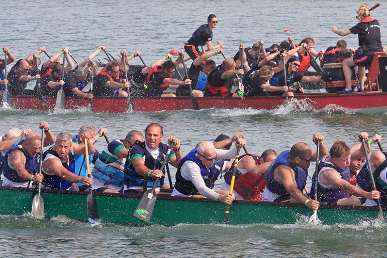 London Hong Kong Dragon Boat Festival. Photo Credit: ©Paul Keene.