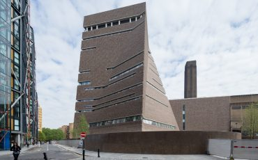 Tate Modern's Switch House. Photo Credit: © Iwan Baan via Tate Modern.