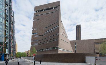 Tate Modern's Switch House. Photo Credit: © Iwan Baan via Tate Modern.