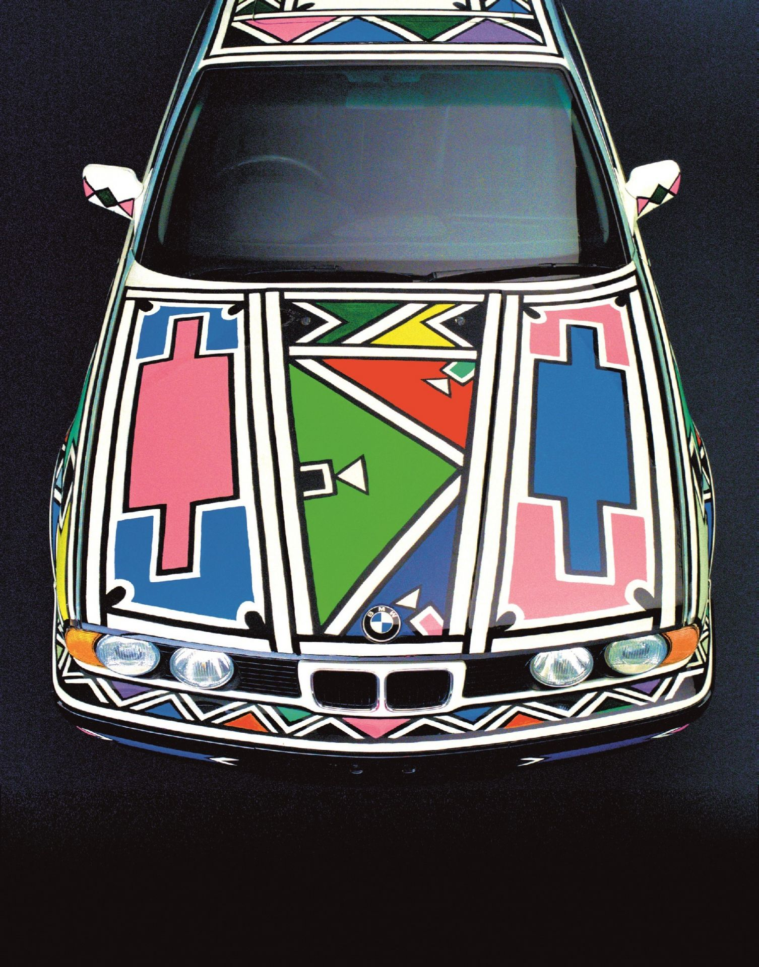 e5a4189e890 Esther Mahlangu (b. 1935)