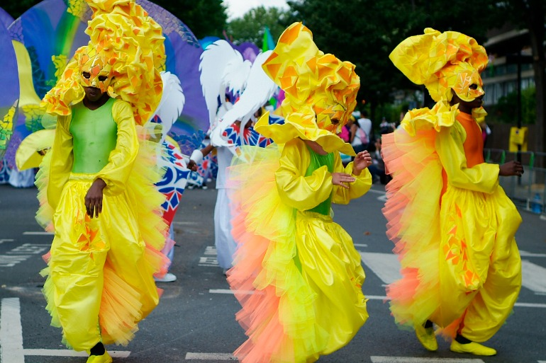 Notting Hill Carnival. Photo Credit: © Flickr/Kathmandu.