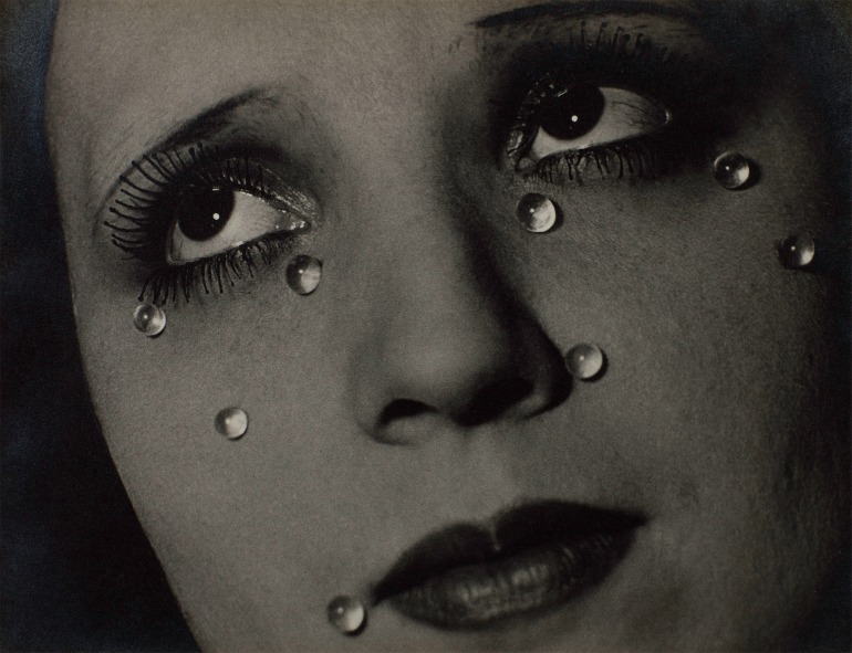 Man Ray 1860-1970, Glass Tears (Les Larmes) 1932. Photo Credit: Collection Elton John © Man Ray Trust/ADAGP, Paris and DACS, London 2016.
