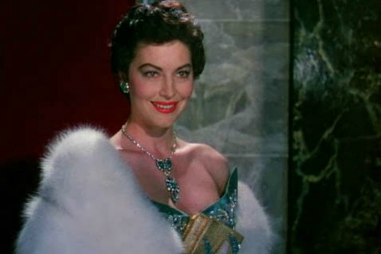 Ava Gardner - Barfoot Contessa. Photo Credit: © Wikimedia Commons.