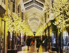 Burlington Arcade. Photo Credit: © Burlington Arcade.