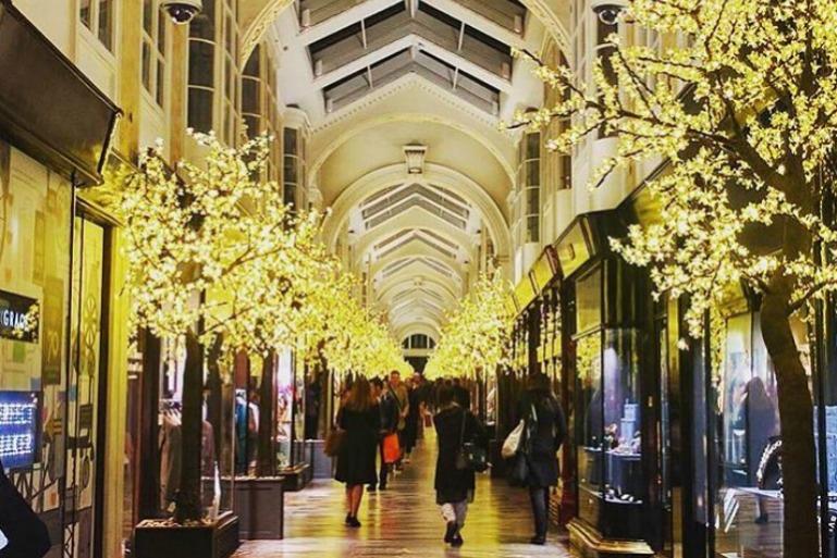 Burlington Arcade. Photo Credit: © Burlington Arcade.