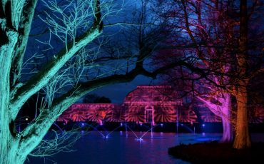 Christmas at Kew 2016. Photo Credit: ©RBG Kew.
