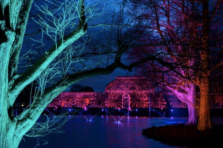 Christmas at Kew 2016. Photo Credit: ©RBG Kew.