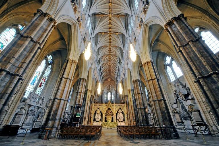 Westminster Abbey - Sanctuary and the Quire. Photo Credit: © Westminster Abbey.