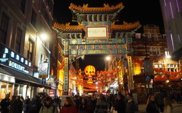 London Chinatown Gateway. Photo Credit: © Ursula Petula Barzey.