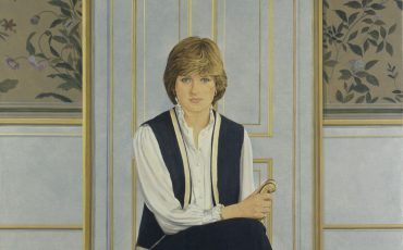 National Portrait Gallery: Portrait of Diana, Princess of Wales by Bryan Organ, 1981. Photo Credit: © National Portrait Gallery, London.