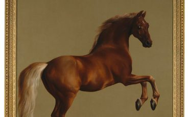 The National Gallery: George Stubbs - Whistlejacket. Photo Credit: © The National Gallery, London