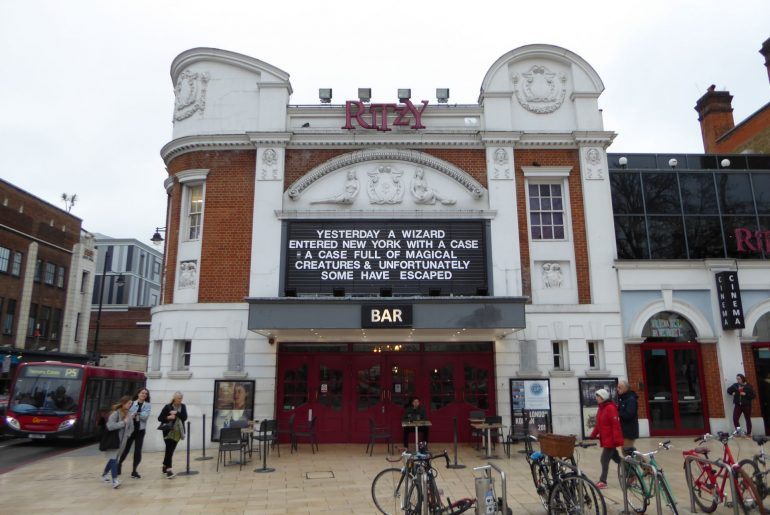 Brixton: Ritzy Picturehouse. Photo Credit: © Duncan C via Flickr.
