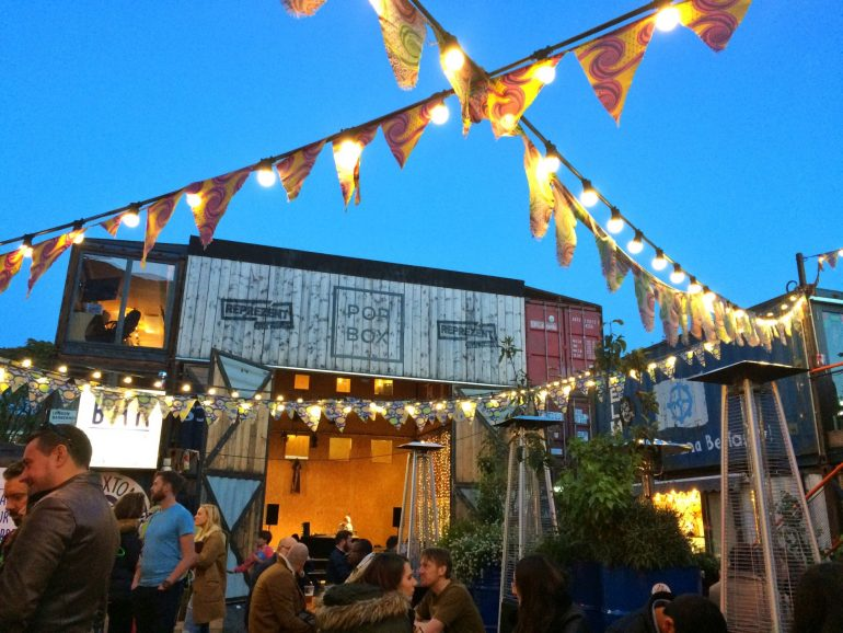 Pop Brixton. Photo Credit: © Su May via Flickr.