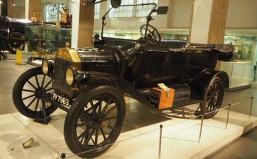 Science Museum: Ford T Model 1916. Photo Credit: © Ursula Petula Barzey.