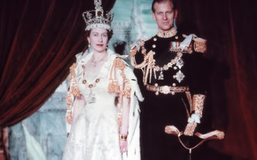 British Monarchy: Coronation portrait of Queen Elizabeth II and Prince Philip, June 1953. Photo Credit: Photo Credit: © Public Domain via Wikimedia Commons.
