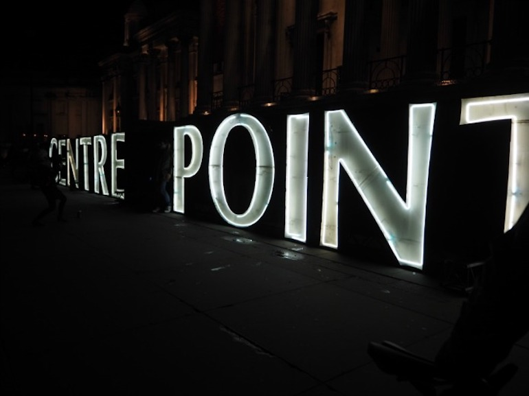 Centre Point Lights. Photo credit: ©Ursula Petula Barzey.