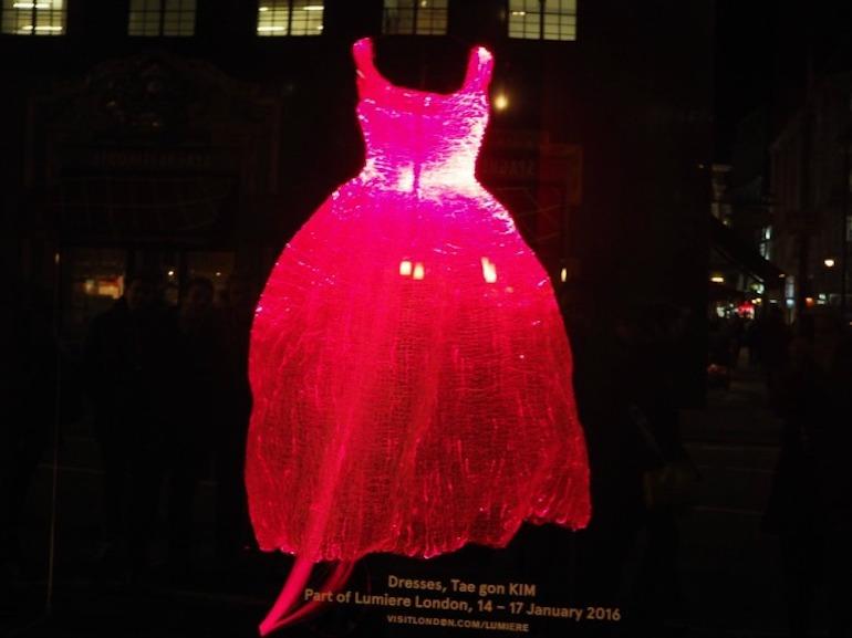 Dresses by Tae gon KIM. Photo credit: ©Ursula Petula Barzey.