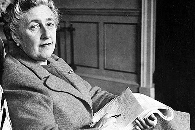 Agatha Christie. Photo Credit: © Mousetrap London.