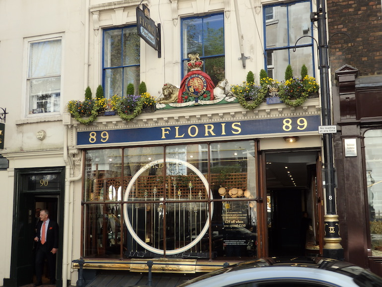 Floris London_British Family Perfumers Since 1730. Photo Credit: © Angela Morgan.